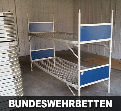 Bundeswehrbetten kaufen