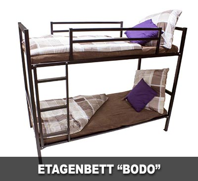 Etagenbett BODO Made in Germany